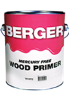 Berger wood primer white