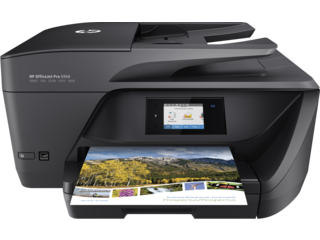Hp officejet pro 6968 all-in-one