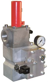 Electronical controlled lift valve vf-lrv
