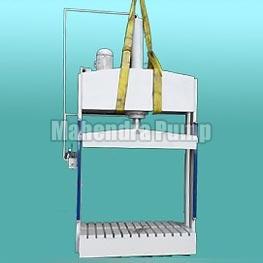Hydraulic bell press