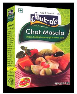 Chukde chat masala