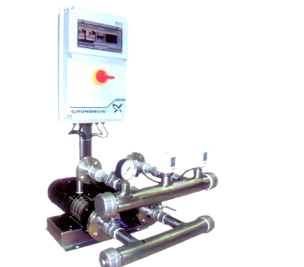 CM Twin Booster Pumps