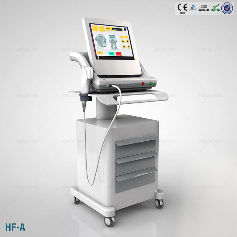 Skin stimulating machine