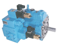 Hydrulic oil pump