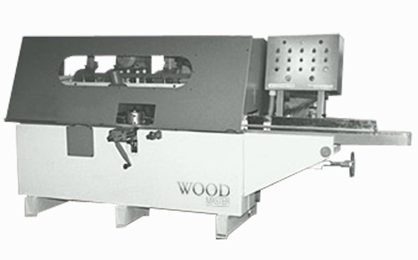 FIVE SIDE PLANNING & MOULDING MACHINES