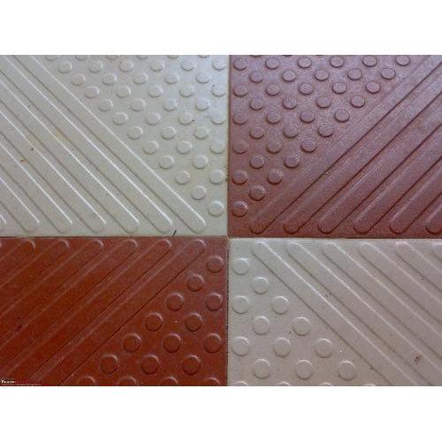 Floor grip tiles