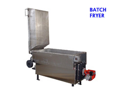 Batch frying systems