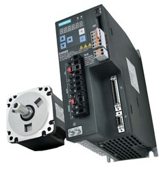 Siemens servo motor & drive