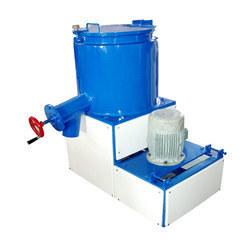 High speed batch mixer