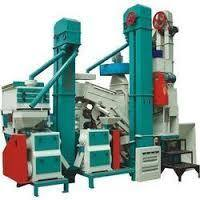 High technology rice mill machinery