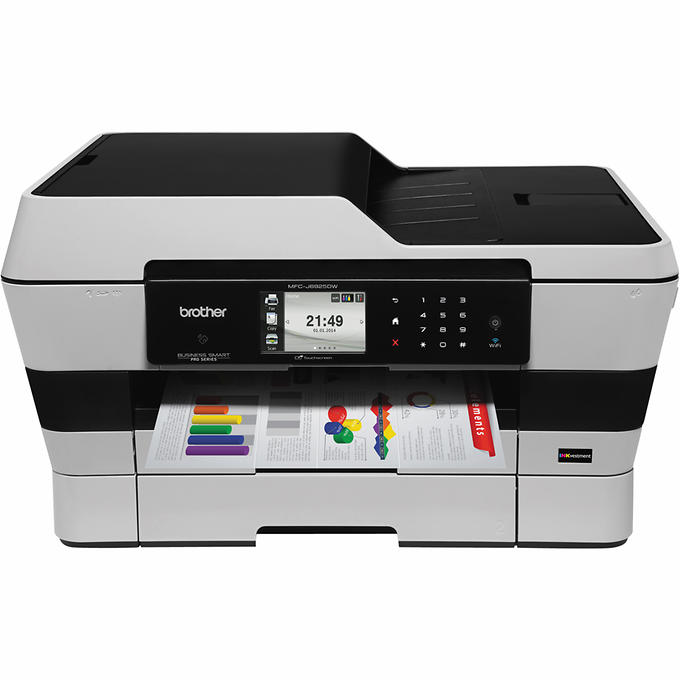 All-in-one color inkjet printer