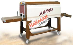 Jumbo dryer
