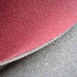 Laminated foam fabric