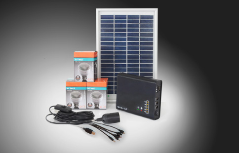 Solar home lighting system shls-l2
