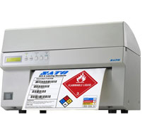 SATO M-10e Barcode Printer