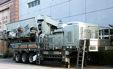 K Series Portable Crushing Plant