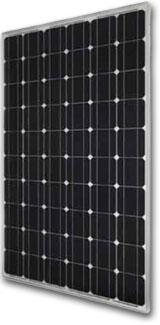 Monocrystalline silicon solar panel 230w- 250w