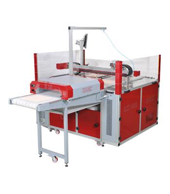 Automatic spray gluing machine lt400