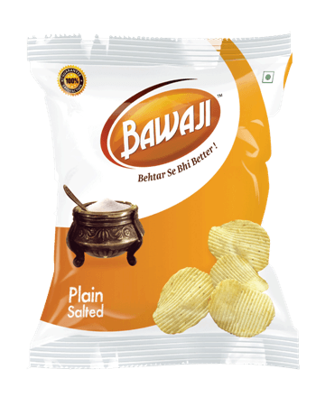 Plain Salted POTATO CHIPS