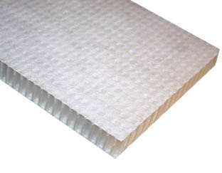 Pp honeycomb panels