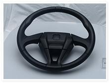 Pvc steering wheel