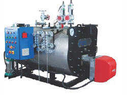 Dynamax small industrial boilers