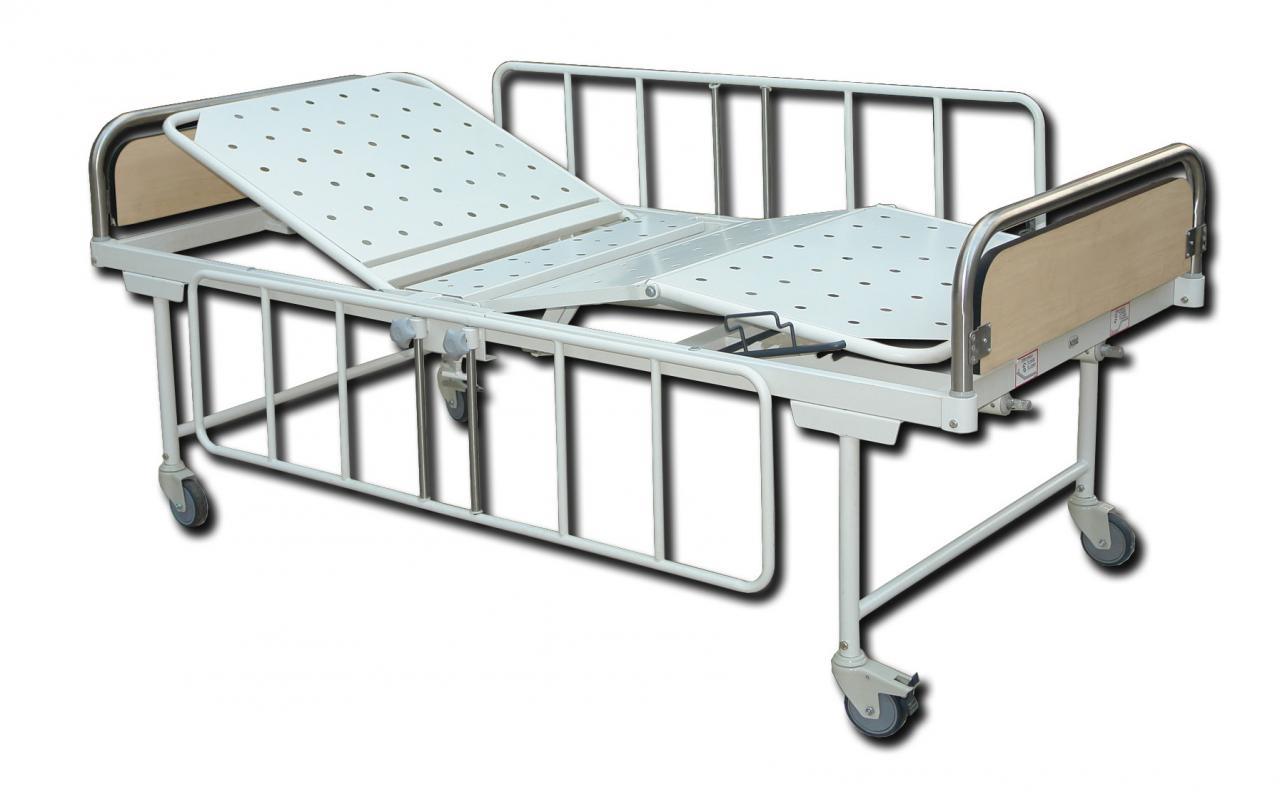Steel cot