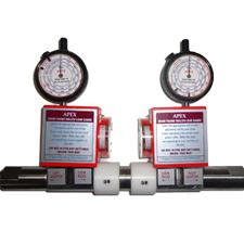 Draw frame load gauge