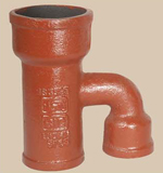 Centrifugal pipes and fittings