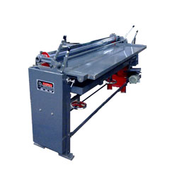 sheet pasting machine four roller
