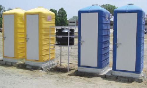 Sintex toilets/bathrooms