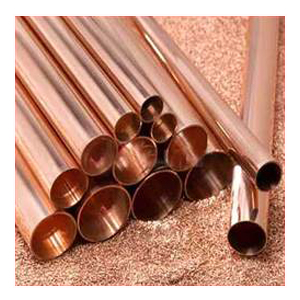 Copper rods & tubes for general engineering purposes