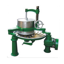 Small green tea processing machine