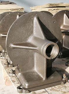 Light machinery parts