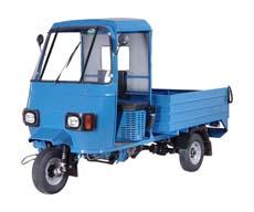 Pick-up van cross