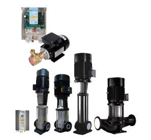 Solar surface pumps