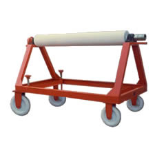 Batching trolley from m.s. channel