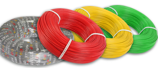 Flame retardant cables with s3 safety