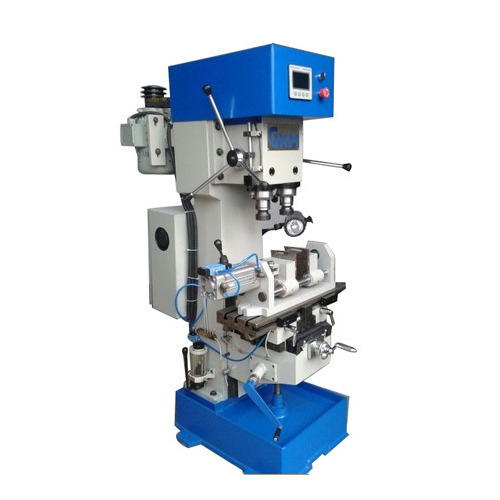 Dual spindle machine
