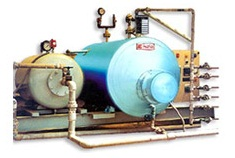 Steam boilers oil / gas fired