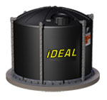 Ideal chemical tanks