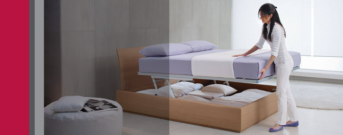 Bedroom fittings and accessories