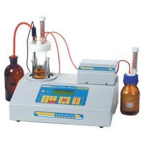 Karl fischer titration