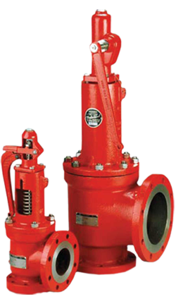 Farris Safety Relief Valve Series 2600