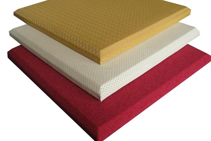 Fabric rockwool panels  wfr001