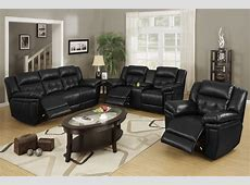 Leather home and office furnishing