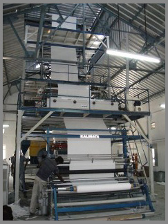 3- Layer Blown Film Plant