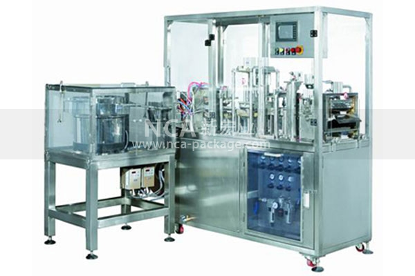 infusion bag making machine