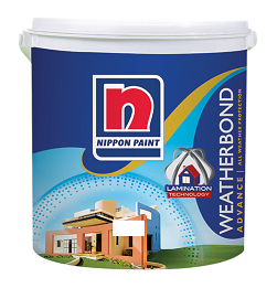 Nippon paint weatherbond advance
