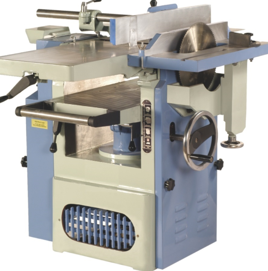 Wood working machine - combi planers